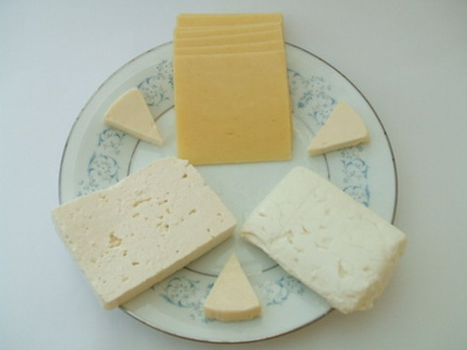 Vitamins & Minerals in Cheese