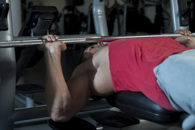 Lower Pectoral Exercises
