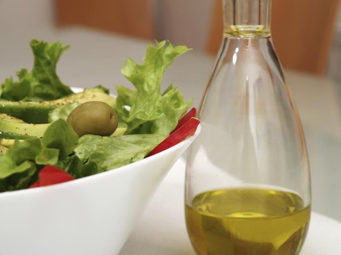 What Will a Teaspoon of Olive Oil Do for a Body?