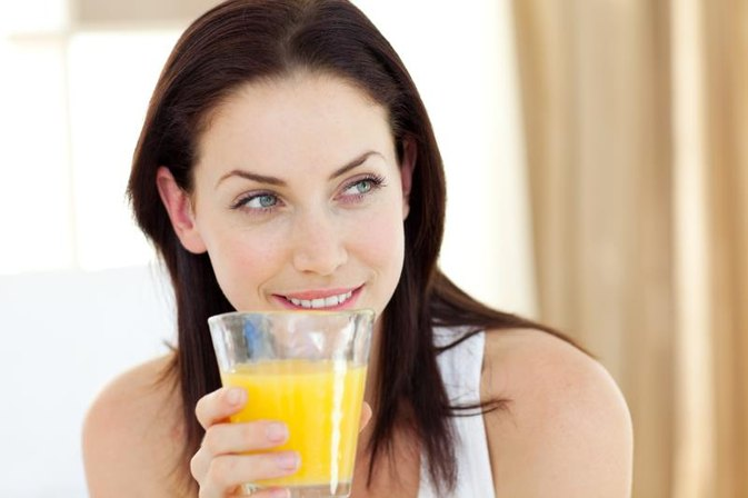 Does Drinking Orange Juice Lower Your Cholesterol?