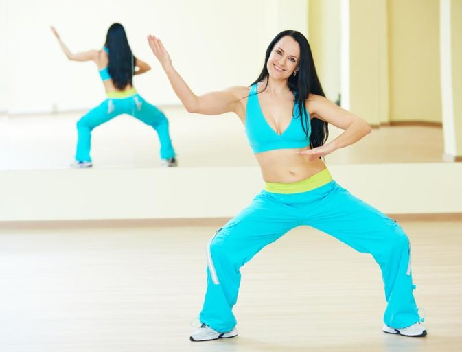 Zumba Fitness Instructor Certification