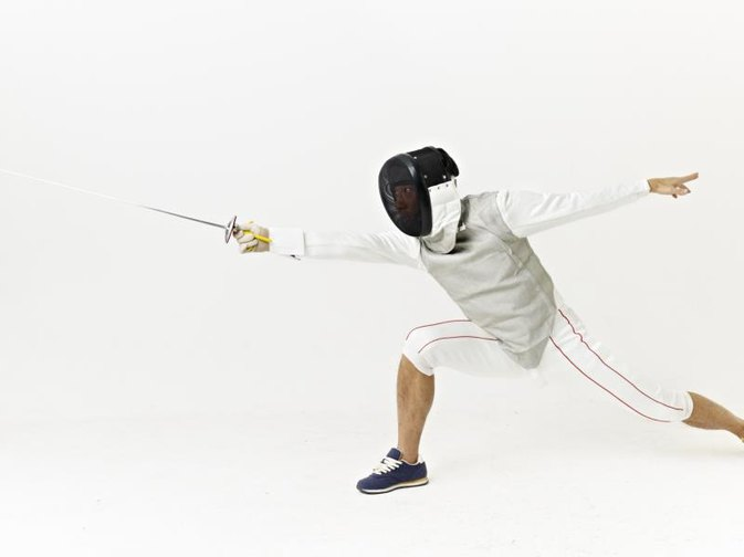 Good Fitness Routine for Fencing