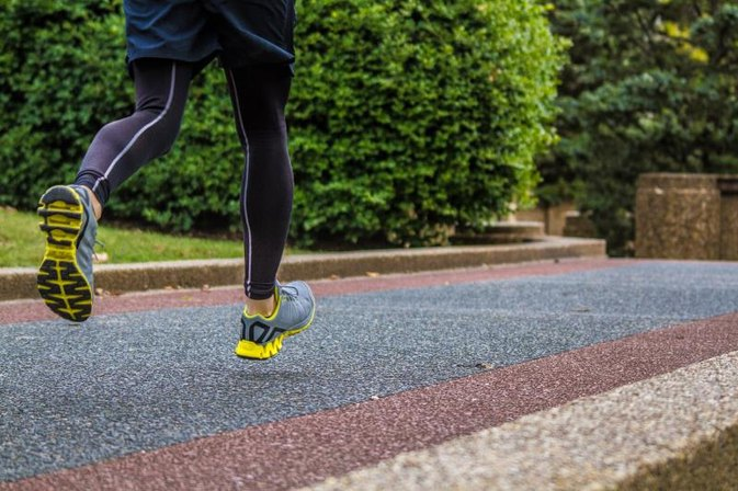 How to Return to Running After a Sprained Ankle