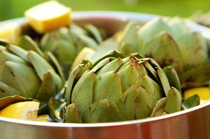Nutritional Value of Marinated Artichokes