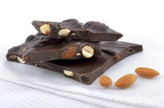 Chocolate Almond Bark Nutritional Information