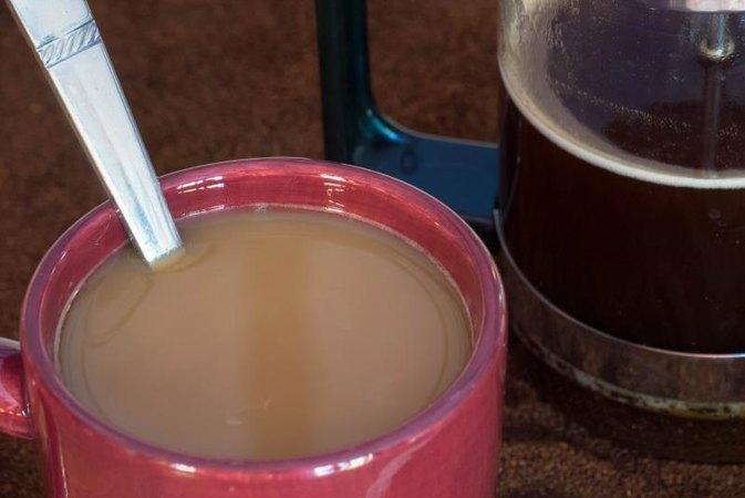coffee cholesterol
