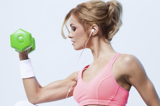 Women's Bicep Exercises