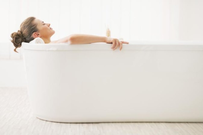 How to Soak in a Bathtub When You Have Diabetes