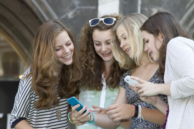 How Has Texting Affected the Social Lives of Teens?