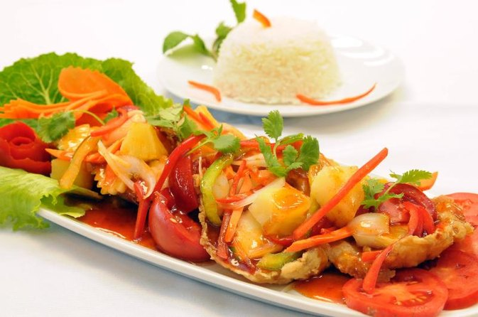 How to Cook Sweet & Sour Tilapia