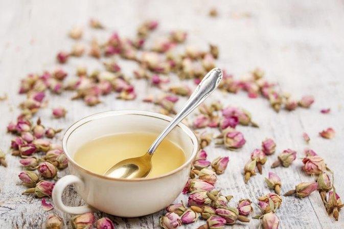 Image result for Rose Tea