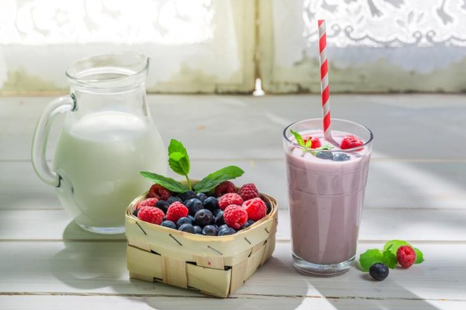 Homemade Shakes to Lose Weight