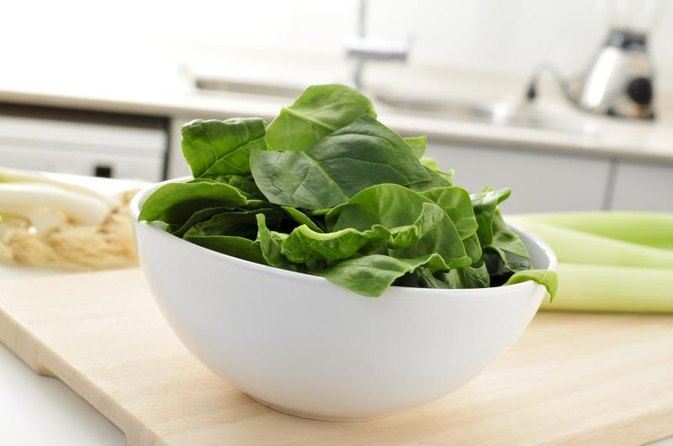 Facts on the Health Benefits of Spinach