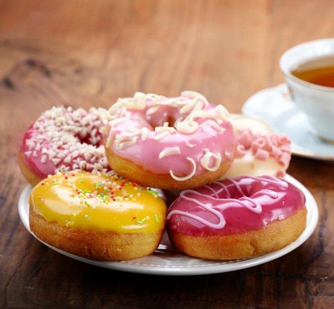 пончики данкин донатс рецепт с фото