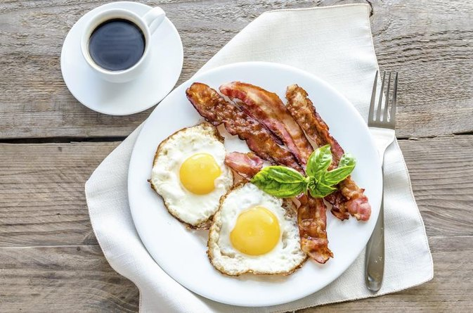 Egg & Bacon Diet