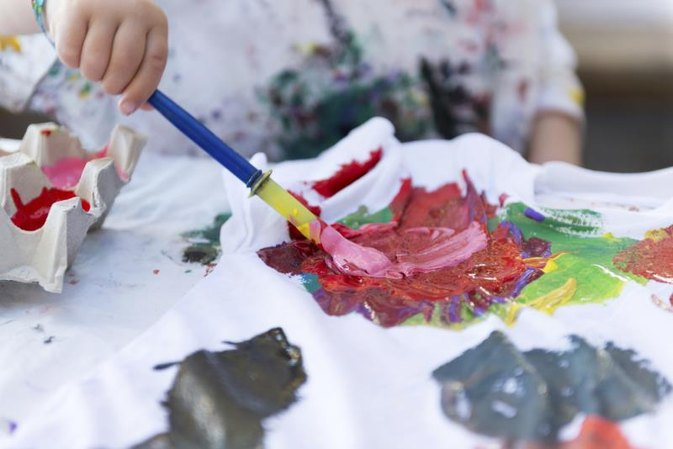 Is Fabric Paint Safe for Babies?