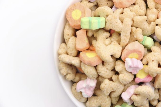 Is the Lucky Charms Cereal Nutritious?