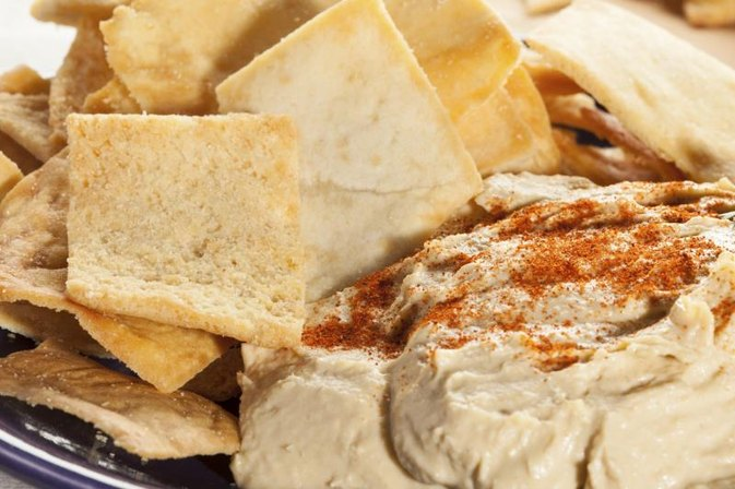 Hummus & Constipation