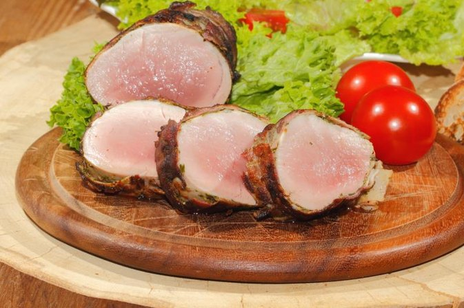 How to Marinate and Slow Cook a Pork Tenderloin