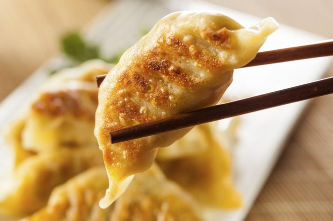 How Many Calories in Vegetable Potstickers?
