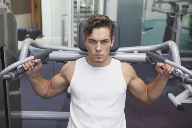 The Best Exercise Routines for Skinny Men