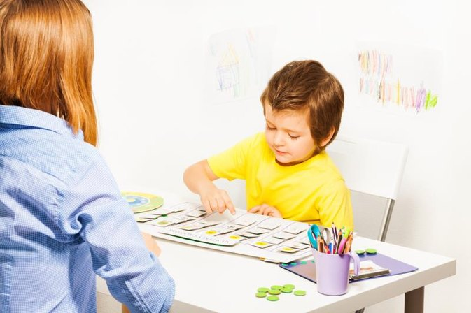 How to Teach the Alphabet & Numbers to Children With Autism