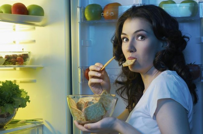How to Stop Night Eating Syndrome