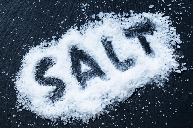 How Much Salt Should a Woman Have?