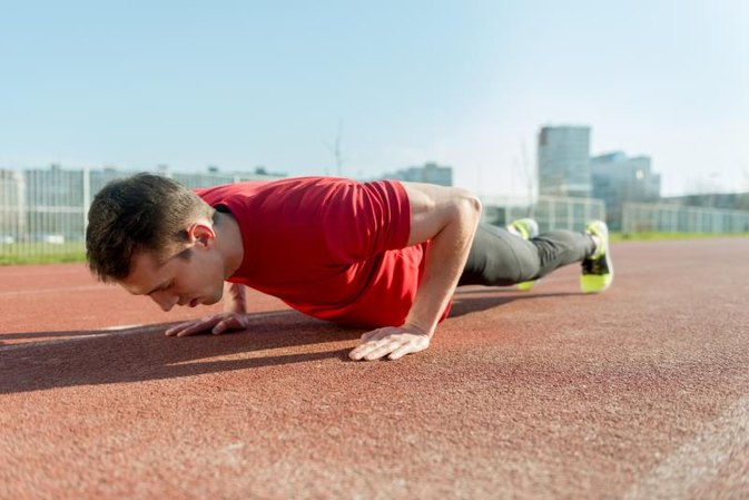 Can You Get Strong by Only Doing Pushups?