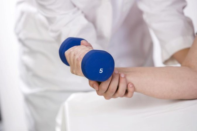 After-Surgery Torn Rotator Cuff Exercises