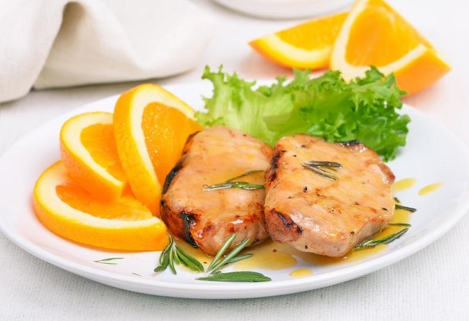 How to Make Oven-Baked Boneless Pork Chops