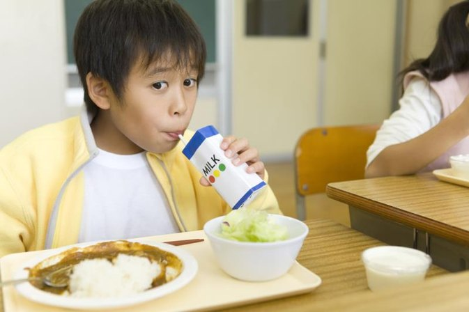 The Effects of Drinking Milk That Contains Growth Hormones