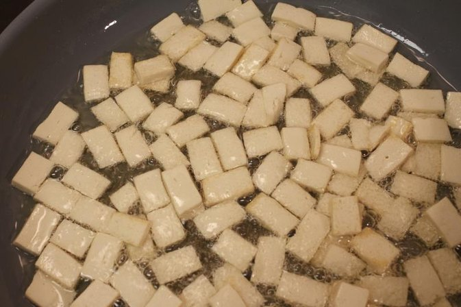 How to Cook Tofu in a Pan