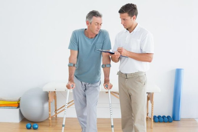 Rehabilitation Exercises for Proprioceptors