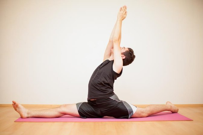 How to Do a Full Split Without Hurting Yourself