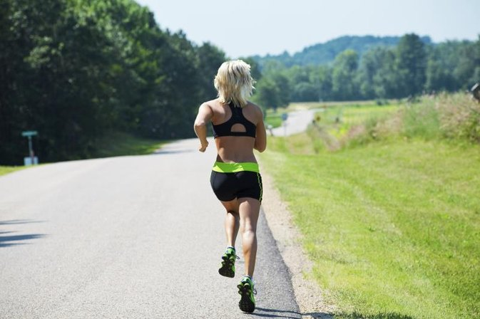 Is Running a Mile Every Other Day Helpful?