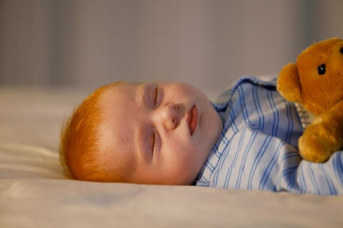 15-Month-Old Baby Sleep Methods