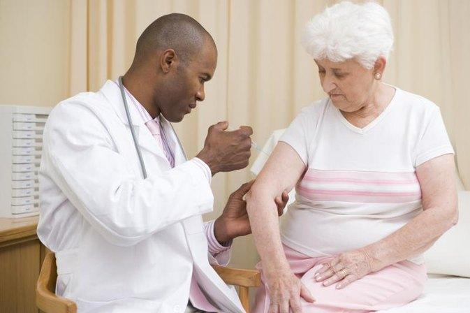 Are Flu Shot Symptoms Contagious Livestrong Com