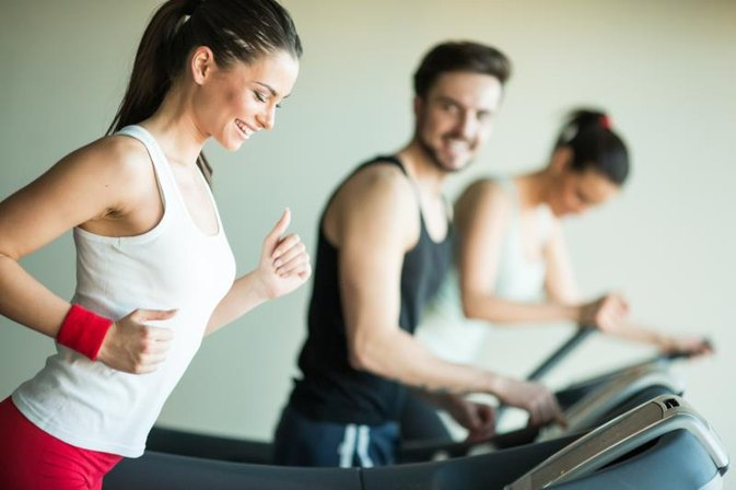 Adaptive Motion Trainer Vs. Treadmill