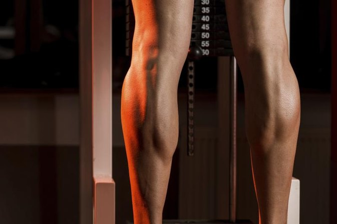 how to quickly lose leg muscle