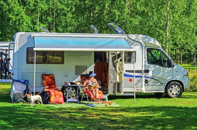 Full Hook Up Campgrounds in California