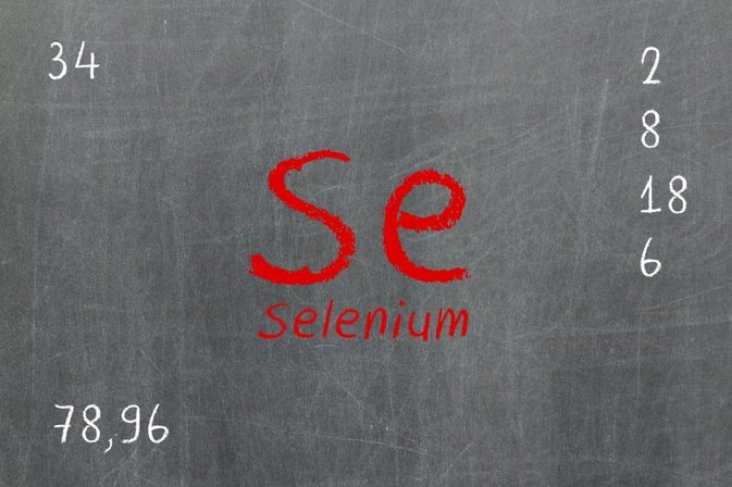 Benefits of Zinc & Selenium