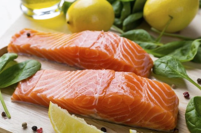 How to Broil Salmon Fillets