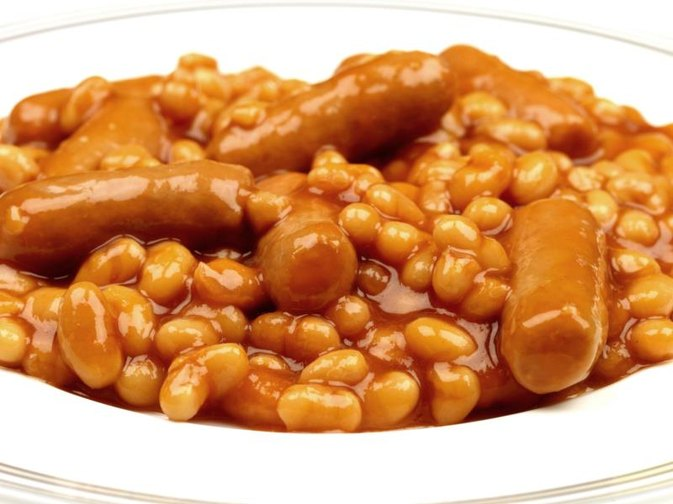 Nutritional Value of Pork & Beans