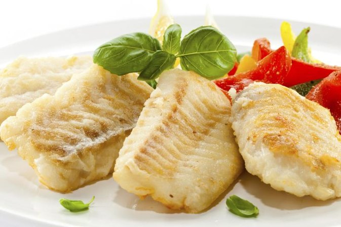 How to Fry Cod Fillets