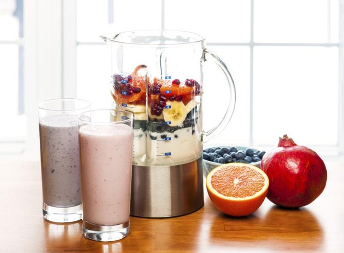 How to Lose Weight With a Blender