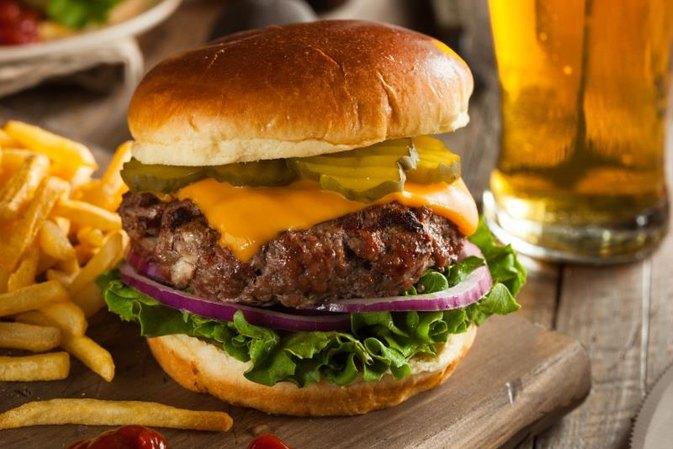 calories in a buffalo burger livestrong com. Black Bedroom Furniture Sets. Home Design Ideas
