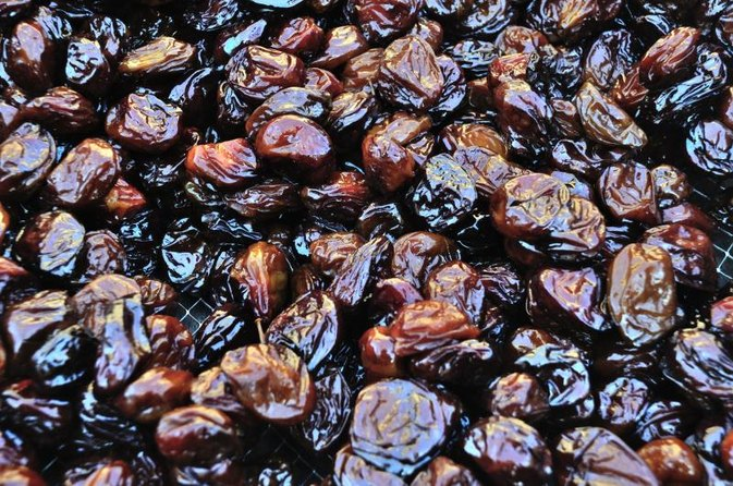 Prunes As a First Food for a Baby