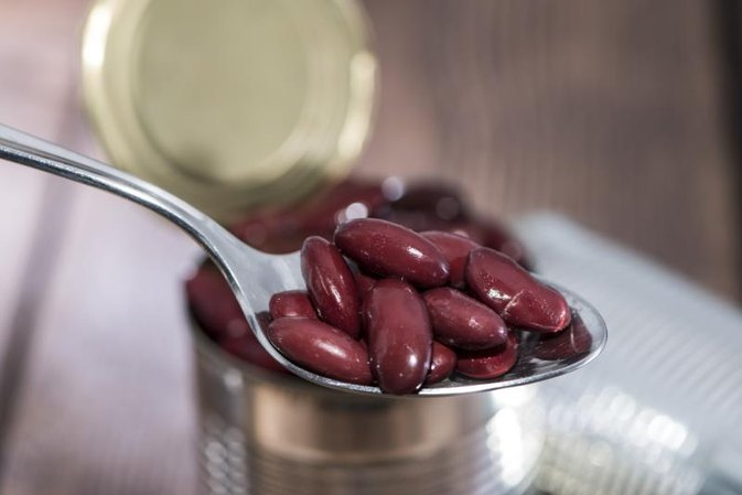Botulism Risk of Canned Beans