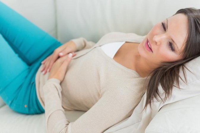 Cause for Left Side Abdominal Pain in Females